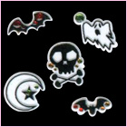 Haunted Nights Decals