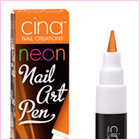 Nail Art Pen Neon Overload Orange