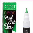 Nail Art Pen Neon Electric Lime