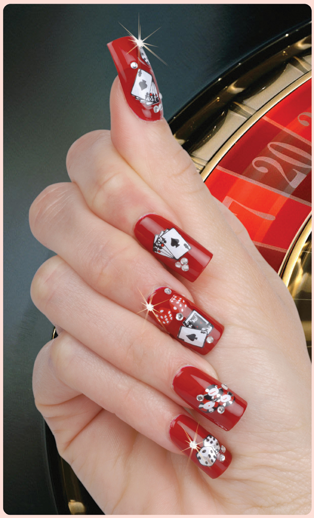 Nail Designs Vegas | Nail Art Designs